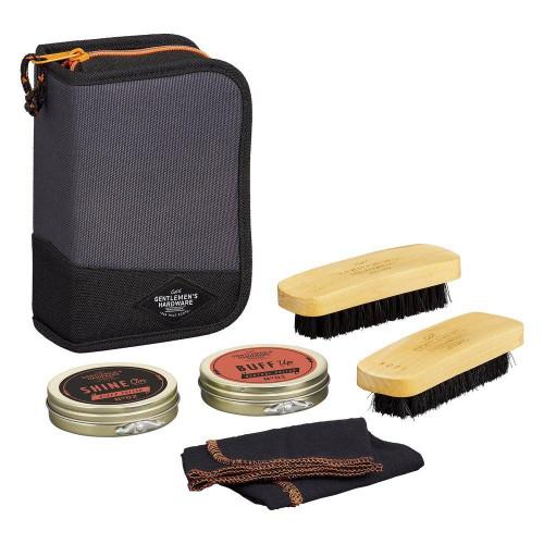 Shoe Shine Kit by Gentlemen's Hardware