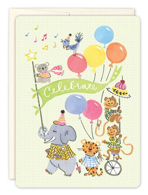 Parade Birthday Card