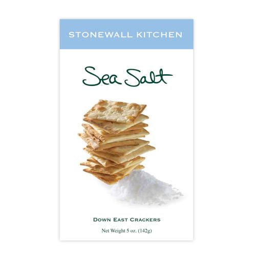 Sea Salt Crackers 5 oz