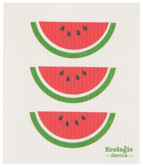 Watermelon Swedish Dish Cloth