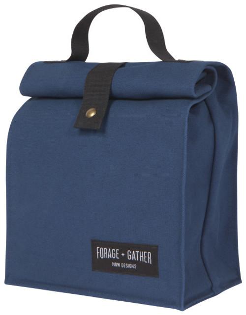 Forage & Gather Lunch Bag - Blue