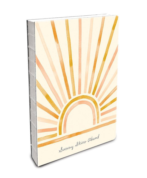 Deconstructed Journal - Sunny Skies Ahead