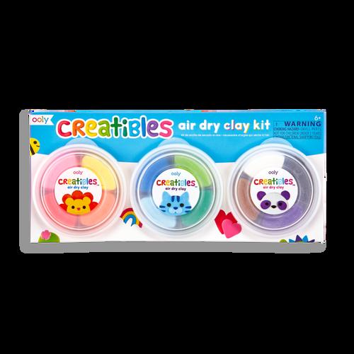 Creatibles DIY Air-Dry Clay