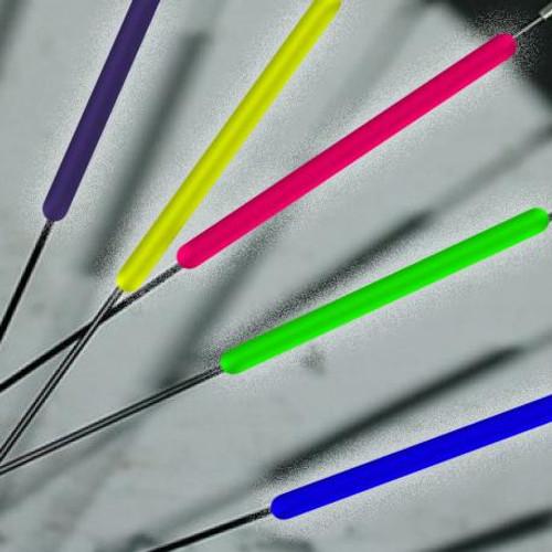 Bike Spoke Rainbow Reflectors