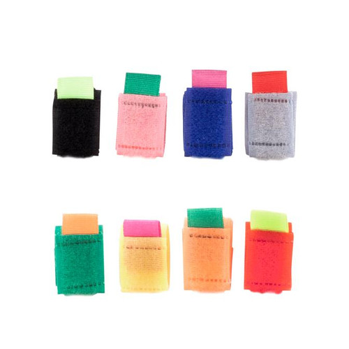 Cable Tie Multi Color Assorted 8 Pack