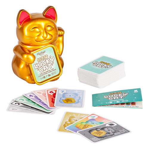 Lucky Cat Game