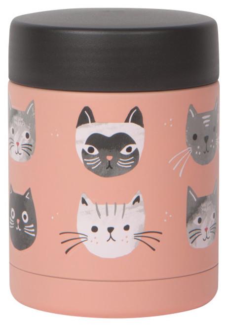 Small Roam Food Jar - Cats Meow