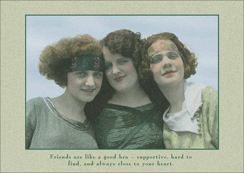 Good Bra - Friendship Card