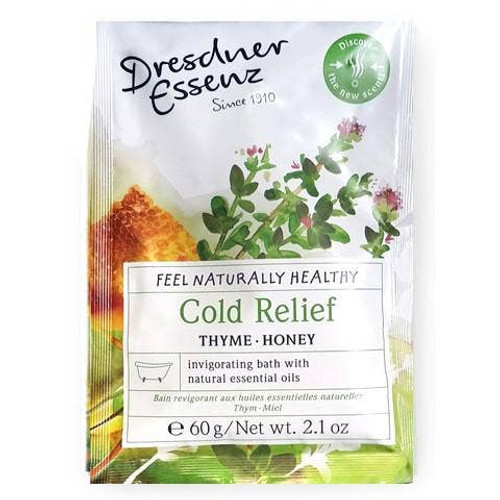 Cold Relief Bath Packet Dresdner Essenz