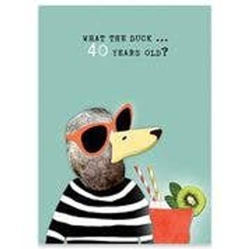 40 - Birthday Card