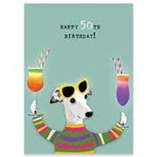50 - Birthday Card