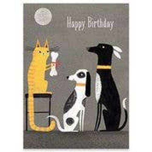 Truce - Birthday Card