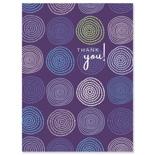 Lotsa Dots Thank You Card