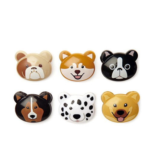 Doggie Bag Clips Assorted