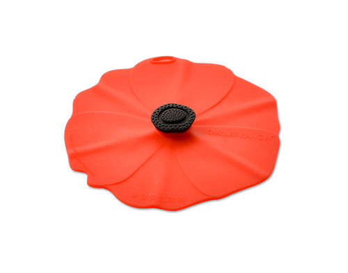 Poppy Drink Covers, set of 2.