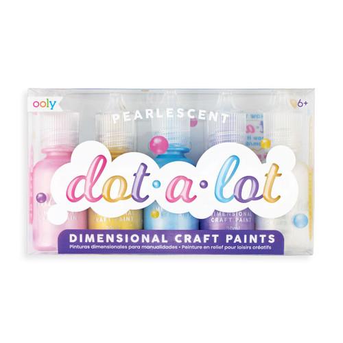 Dot-a-lot Dimensional Craft Paints