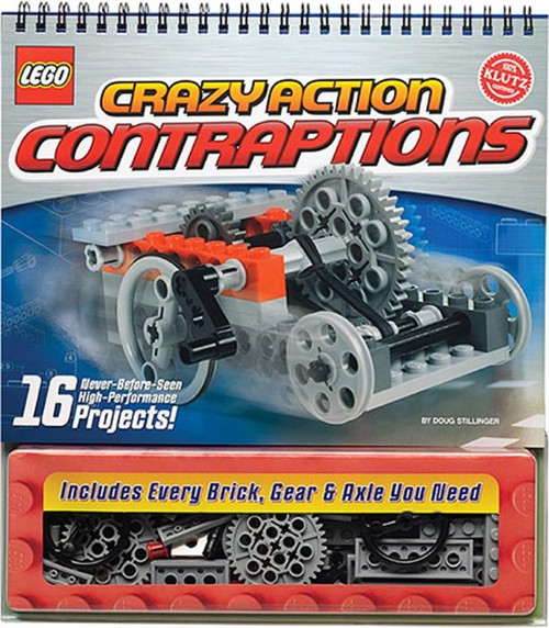 Crazy Action Contraptions by LEGO