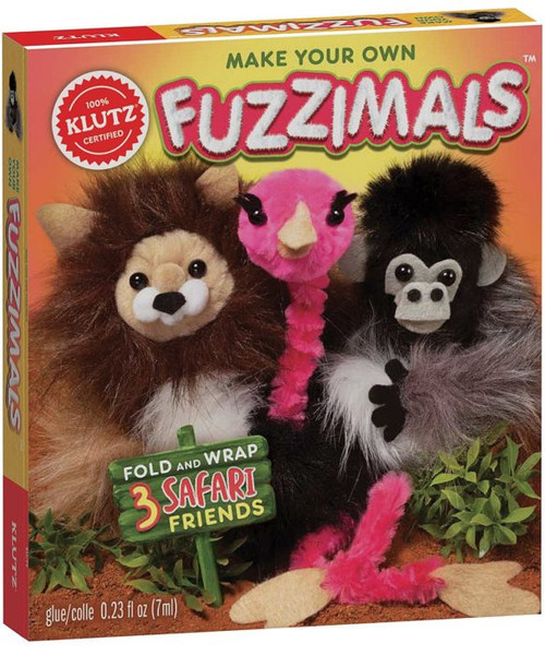 Fuzzimals Klutz Kit