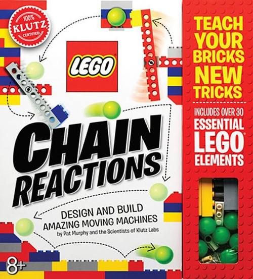 LEGO Chain Reactions Book