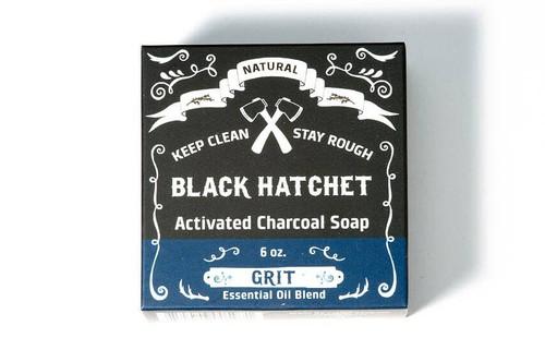 Grit Charcoal Bar Soap
