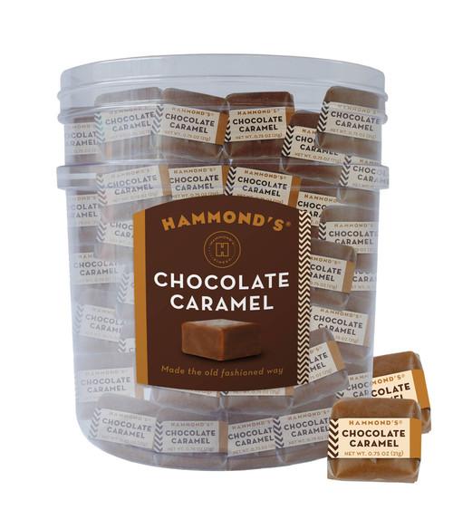 Wrap Caramel Chocolate .75 oz.