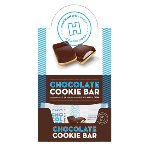 Dark Chocolate Cookie Bar 1.25 oz