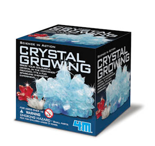 Crystal Growing Kit -- Assorted Colors.