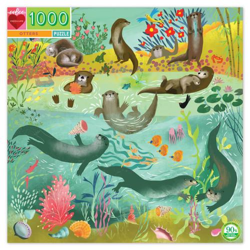 Otter 1000 pc puzzle