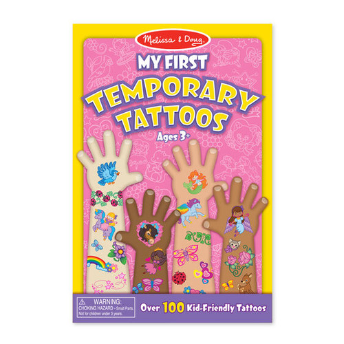 My First Temporary Tattoo Set