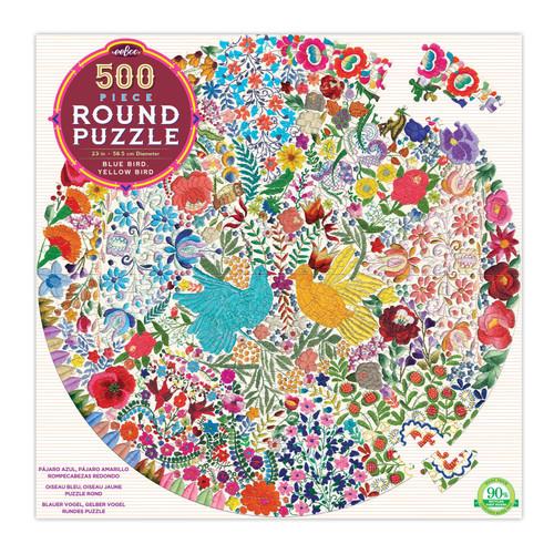 Blue Bird Yellow Bird 500 pc Puzzle