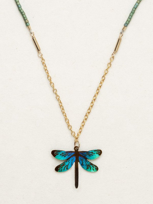 Turquoise Dragonfly Dreams Necklace