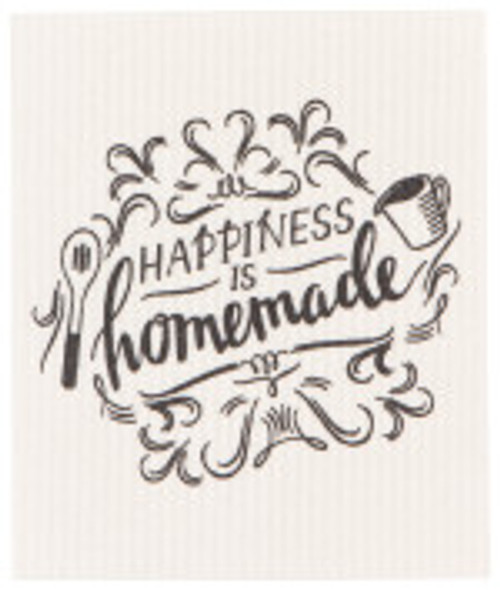 Homemade Happiness Swedish Dish Cloth