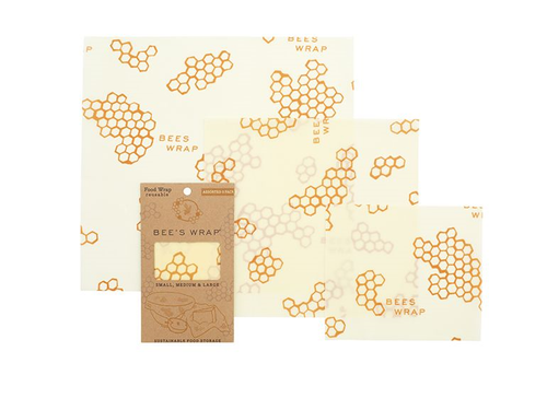 Honeycomb Set of 3 Assorted S M L