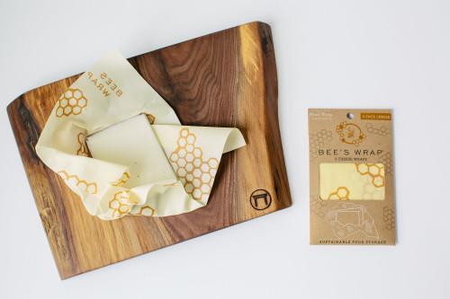Set of 3 Cheese Wraps