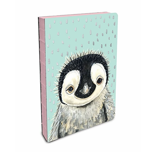 Coptic Bound Pete the Penguin Compact Journal
