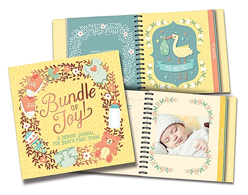 Bundle of Joy Journal
