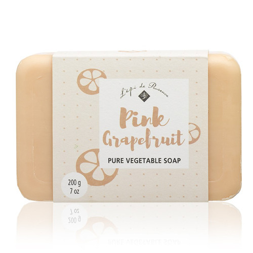 Pink Grapefruit Triple Milled European Soap