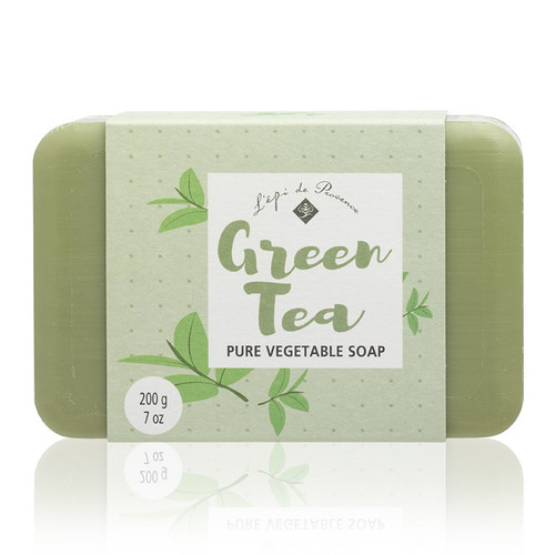 Green Tea Triple Milled European Soap