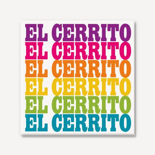 El Cerrito Coaster