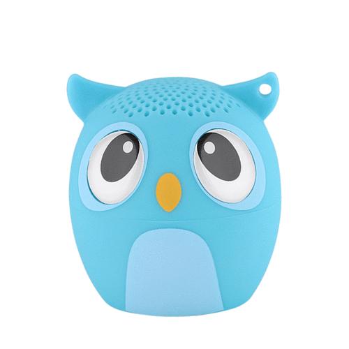 OwlCapella Blue the Owl Portable Bluetooth Speaker