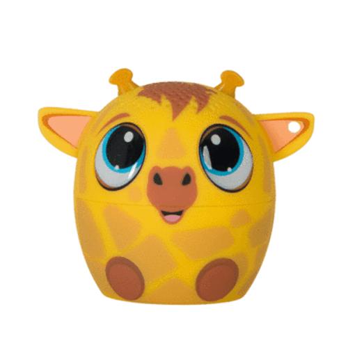 Girhapsody the Giraffe Portable Bluetooth Speaker