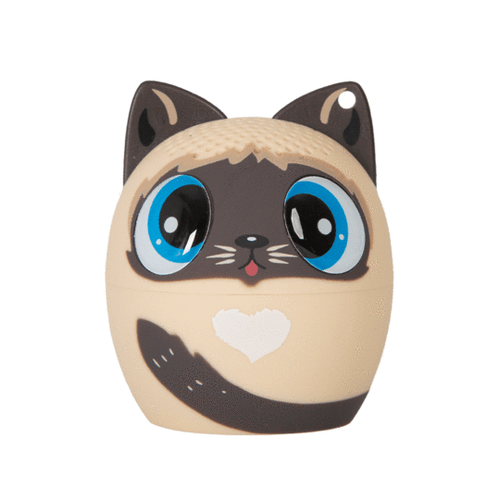 Purrfect Pitch the Cat Portable Bluetooth Speaker