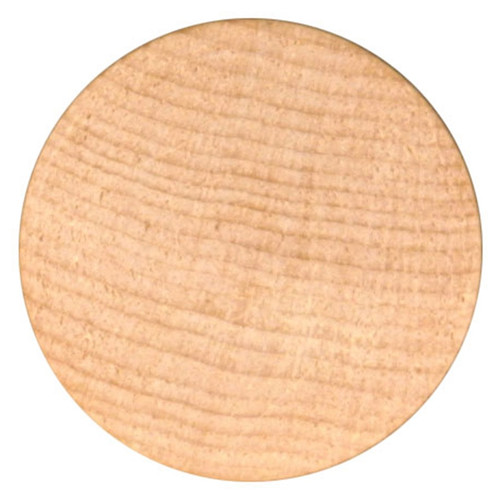 """Blank Unprinted Wooden Nickels Size 1-1/2"""" diameter Quantity 1500 Free Shipping!"""