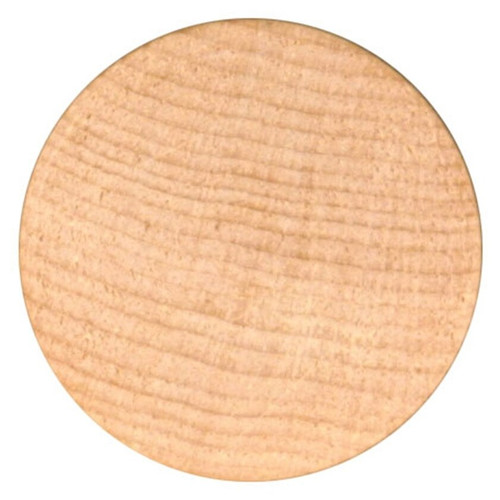 """Blank Unprinted Wooden Nickels Size 1-1/2"""" diameter Quantity 2000 Free Shipping!"""