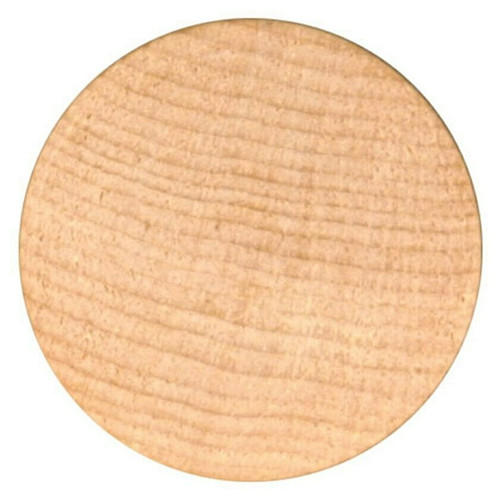 """Blank Unprinted Wooden Nickels Size 1-1/2"""" diameter Quantity 3000 Free Shipping!"""
