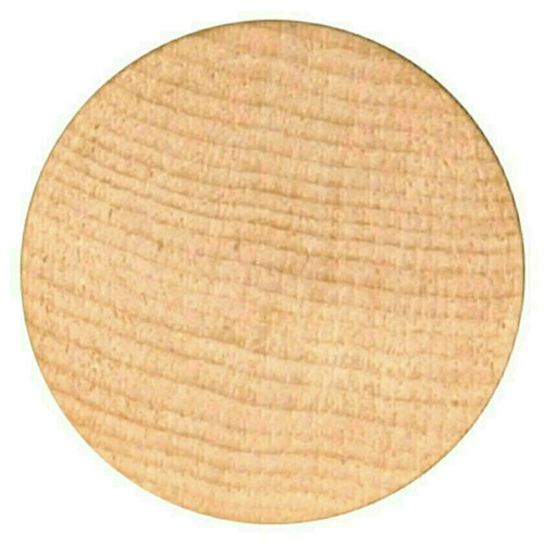 """Blank Unprinted Wooden Nickels Size 1-1/2"""" diameter Quantity 8000 Free Shipping!"""