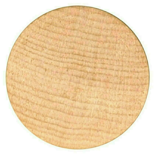 """Blank Unprinted Wooden Nickels Size 1-1/2"""" diameter Quantity 9000 Free Shipping!"""