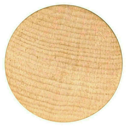 """Blank Unprinted Wooden Nickels Size 1-1/2"""" diameter Quantity 10000 Free Shipping!"""