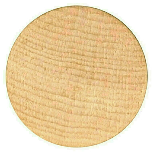 """Blank Unprinted Wooden Nickels Size 1-1/2"""" diameter Quantity 15000 Free Shipping!"""