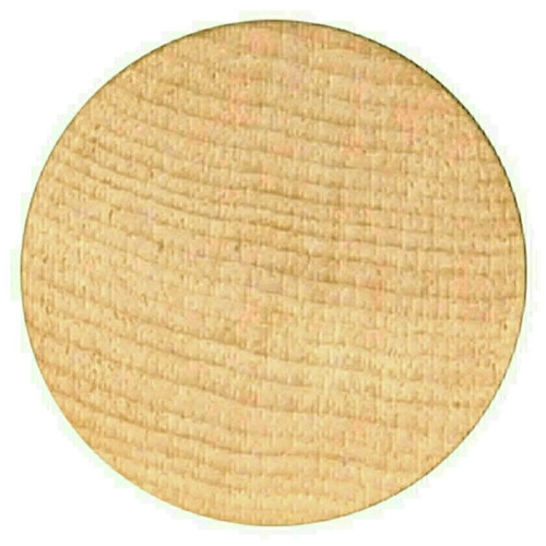 """Blank Unprinted Wooden Nickels Size 1-1/2"""" diameter Quantity 20000 Free Shipping!"""